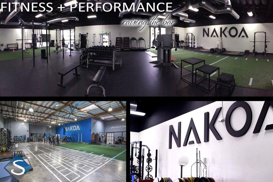Fitness Studio Commercial Av San Diego Home Av Installation
