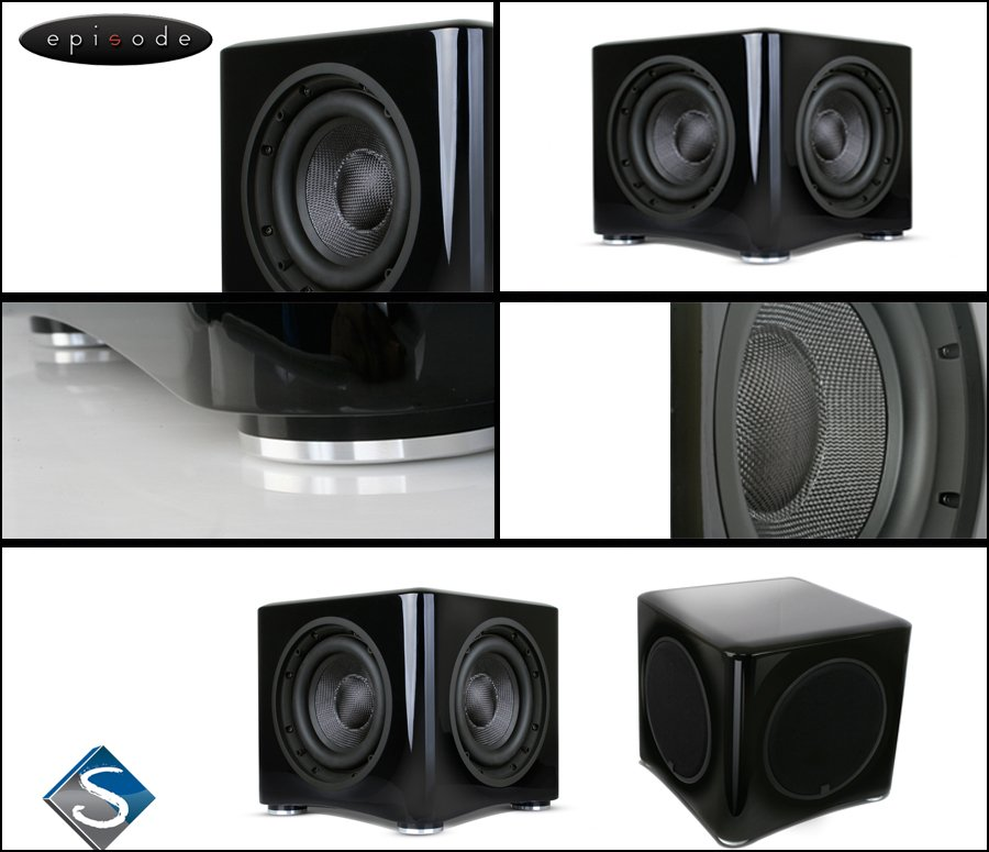 "Episode®-Triple-8""-Powered-Subwoofer"