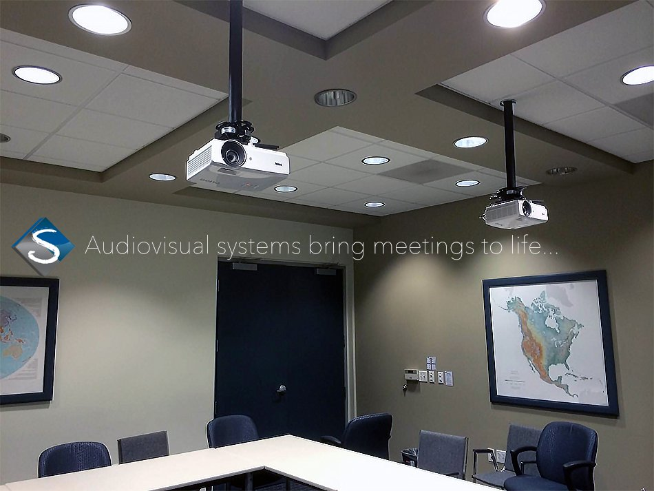 Audiovisual-System-for-Conference-Room