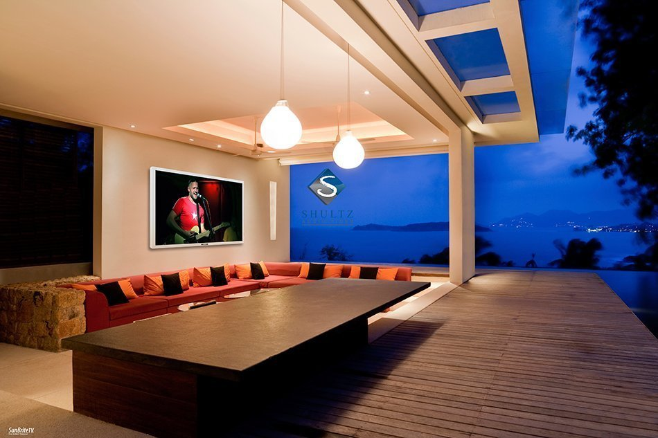 Outdoor Tv Outdoor Speakers San Diego Home Av Installation