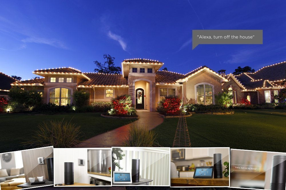 A picture of a home with Control4 Smart Lighting Installed by San Diego Home Automation Contractor Shultz Audio Video.